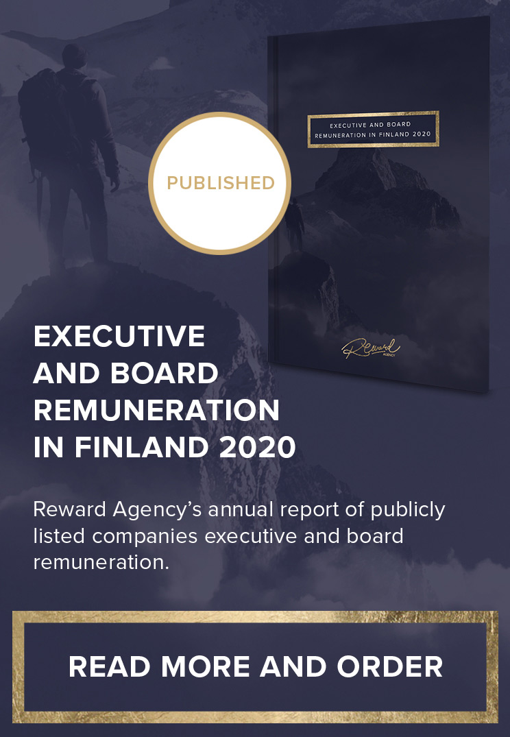 Executive and Board Remuneration in Finland 2020